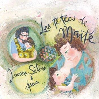 Les tétées de Maïté, couverture