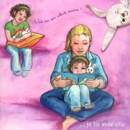 Quand maman allaite extrait page
