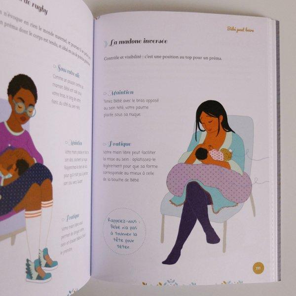 Les positions d'allaitement idéales pour les bébés prématurés