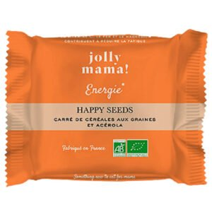 Snack énergie Happy Seeds de Jolly Mama