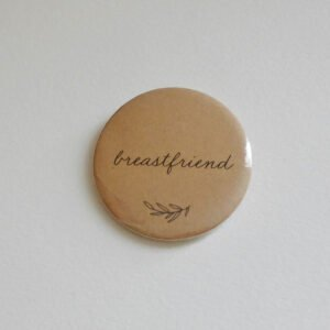 Badge allaitement Breastfriend