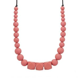 Le collier d'allaitement Terracotta de MintyWendy