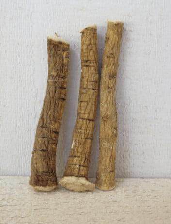 Les bâtons de guimauve bio sont un remède naturel pour soulager les poussées dentaires des bébés