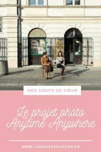 Un projet photographique pour banaliser le geste d'allaiter dans les lieux publics, initié par Irmina Walczak et Sávio Freire !