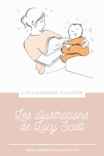 Connaissez-vous les illustrations de Lucy Scott ? Un concentré de notre quotidien retranscrit avec humour !